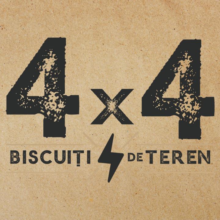 4x4 biscuiti de teren logo