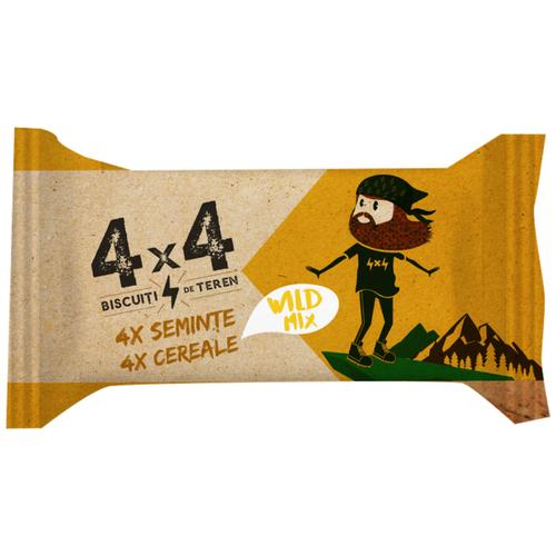 4X4 Biscuiti de Teren Wild Mix