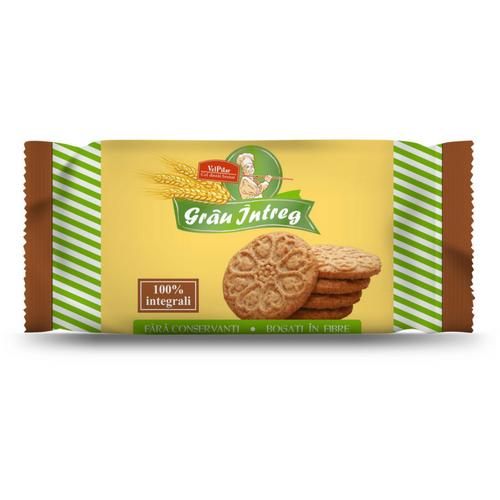 Grau Intreg Biscuiti 180g