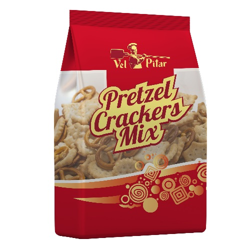 Vel Pitar MIX Pretzel-Crackers