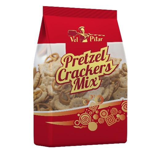 Vel Pitar MIX Pretzel-Crackers