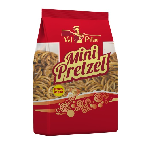 Vel Pitar Mini Pretzel