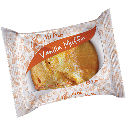 Vel Pitar Muffin vanilie